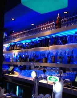 Heineken Xtra cold bar