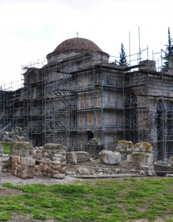 Dafni klooster