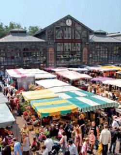 Markt van Wazemmes