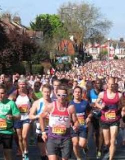 Londen Marathon