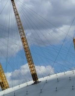 The O² (Millenium Dome)