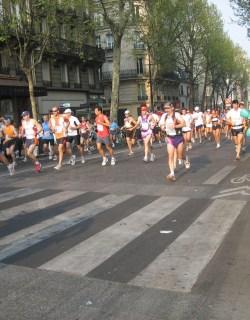 Marathon van Parijs