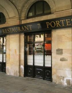 Culinair in barcelona citytrip bestemmingen citytrip for 7 portes barcelona menu