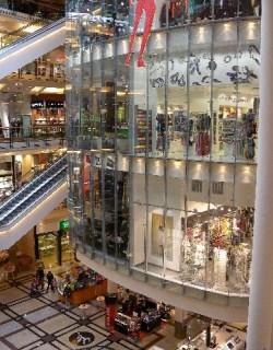 Prag shoppen läden
