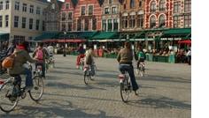 Citytrip Brugge met de fiets
