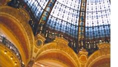 Citytrip Parijs Galeries Lafayette