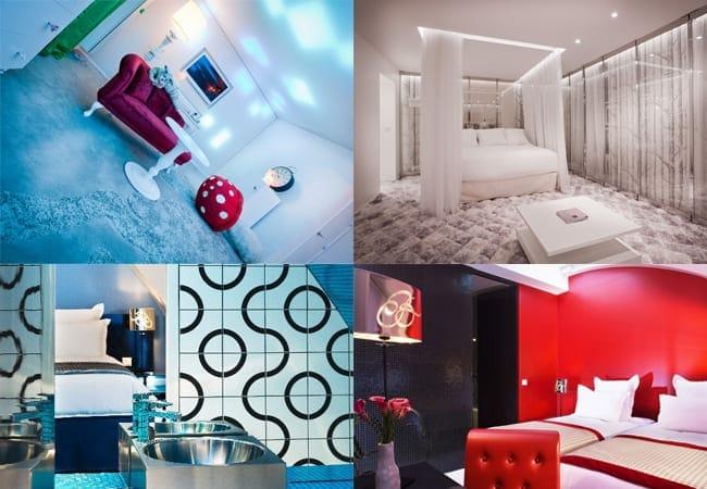 Design hotels Parijs