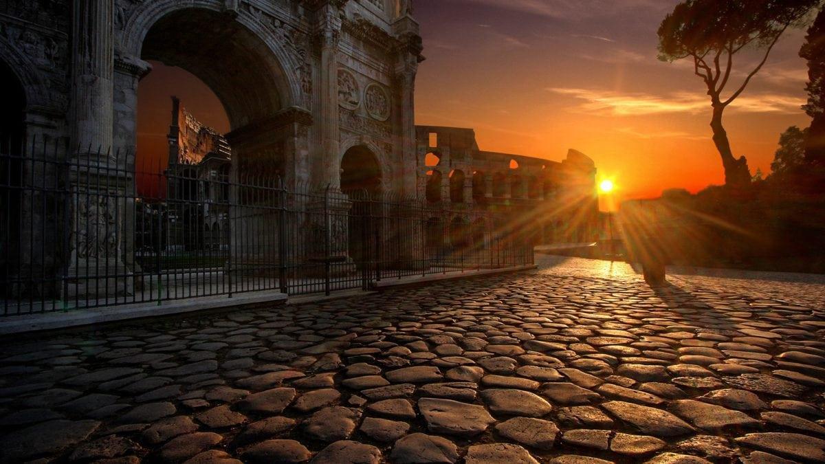 Rome – Een reis door een eeuwenoude metropool…