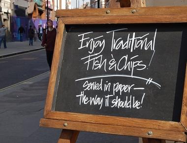 Culinaire tips in Londen