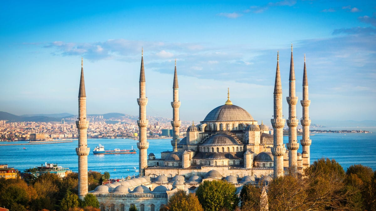 Wat valt er te zien in Istanbul
