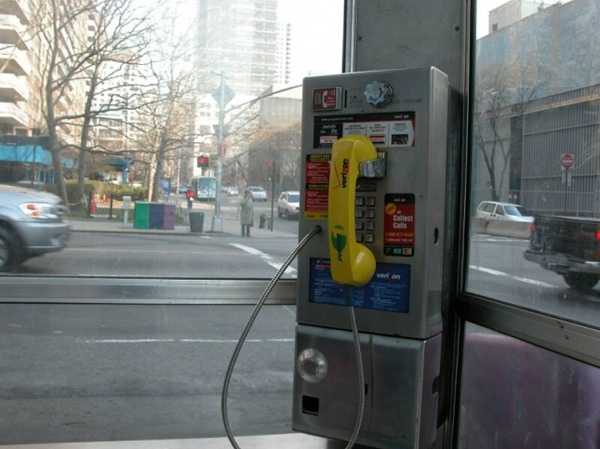 New York blaast ongebruikte telefooncellen nieuw leven in