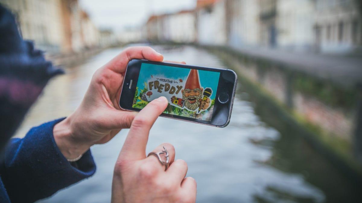 Ontdek Brugge op een speelse manier