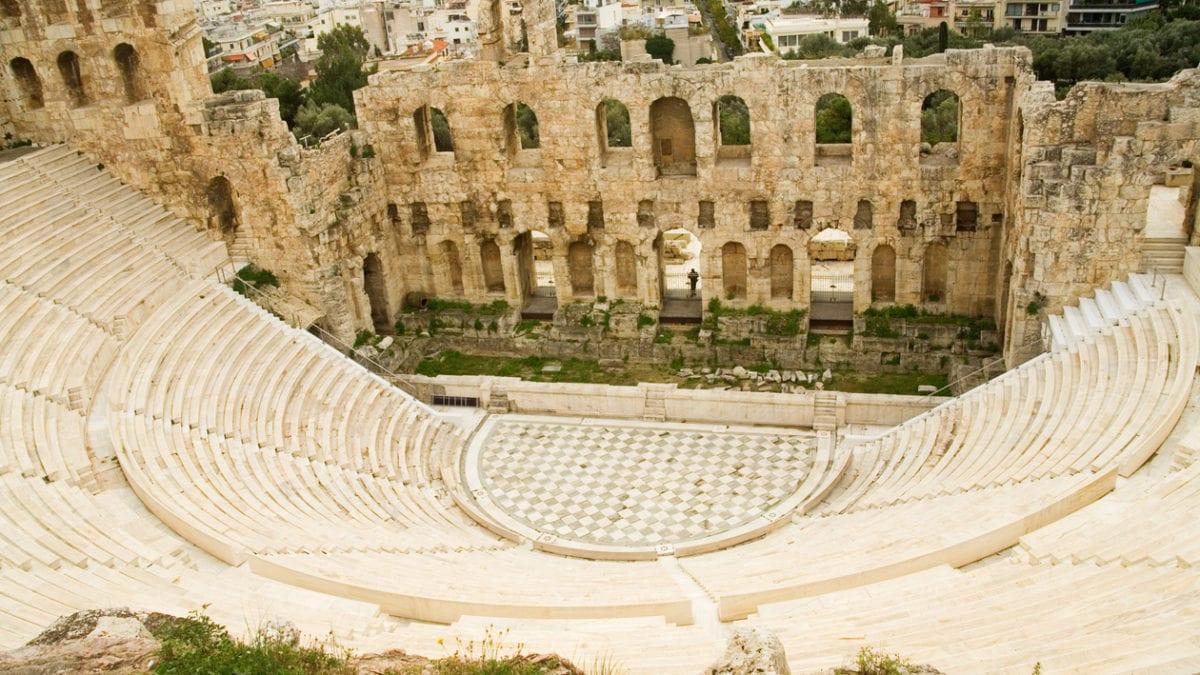 Dit valt er te beleven in Athene