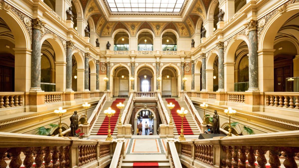 Cultuur opsnuiven in Praag