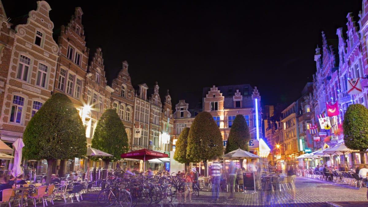 Leuven komt tot leven 's nachts met deze adresjes