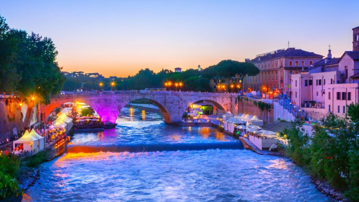 Hier kan je eens goed uitgaan in Rome