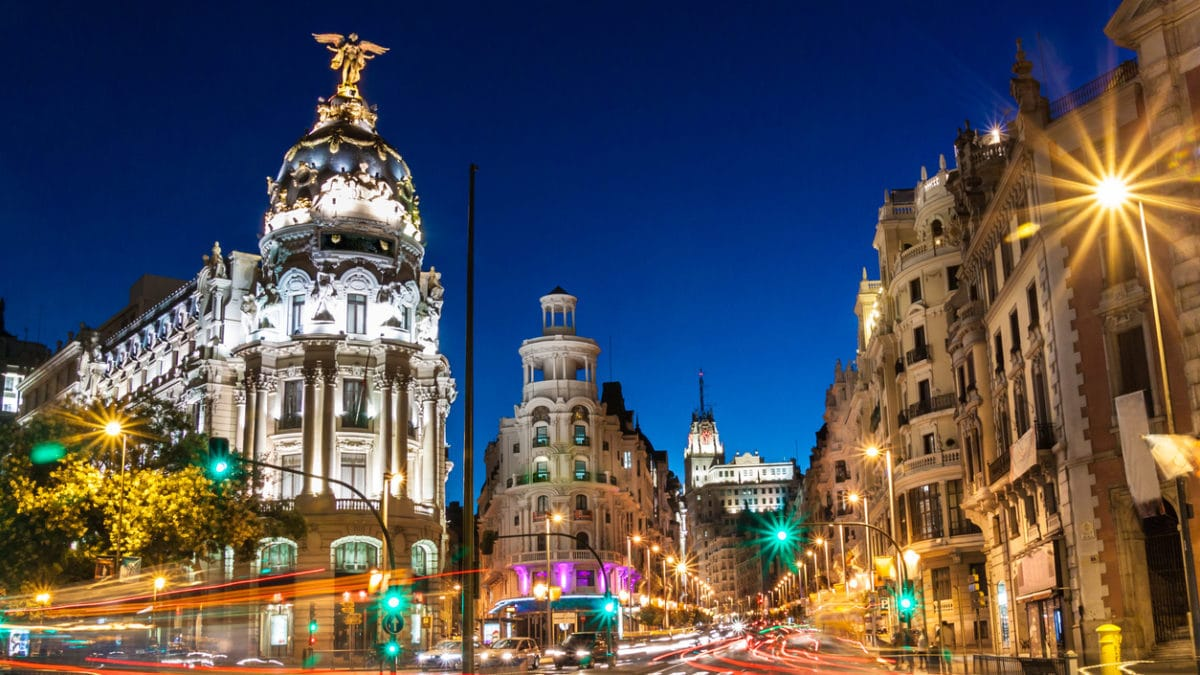 Hier kan je gaan feesten in Madrid