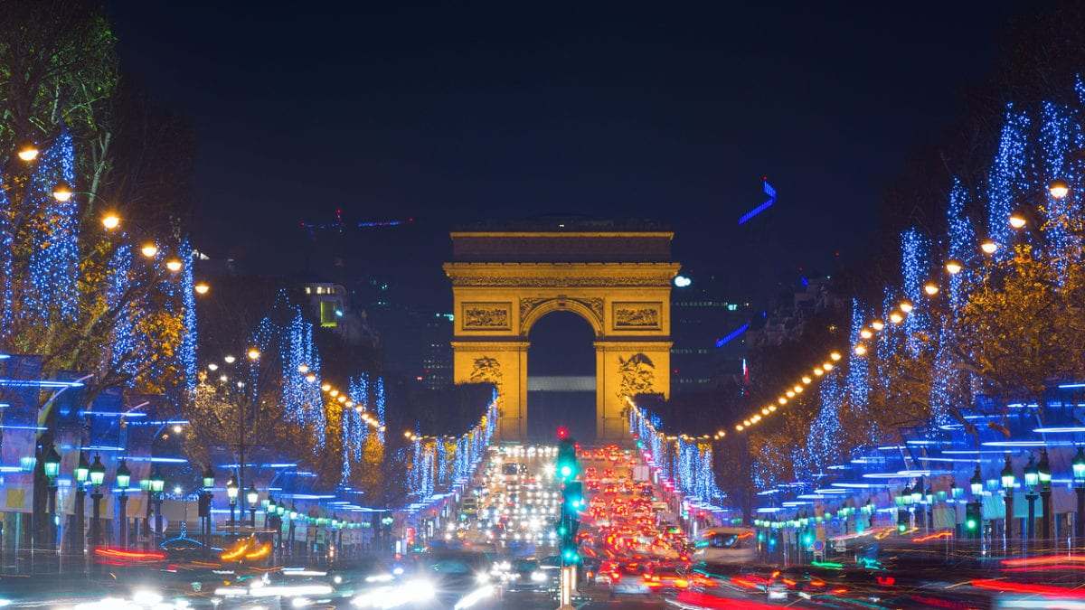 Dit valt er te beleven in Parijs