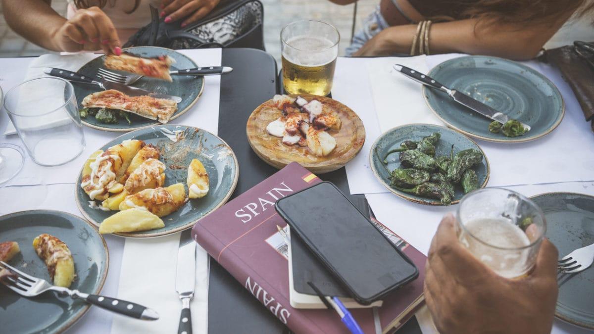 Hier kan je lekker gaan eten in Madrid