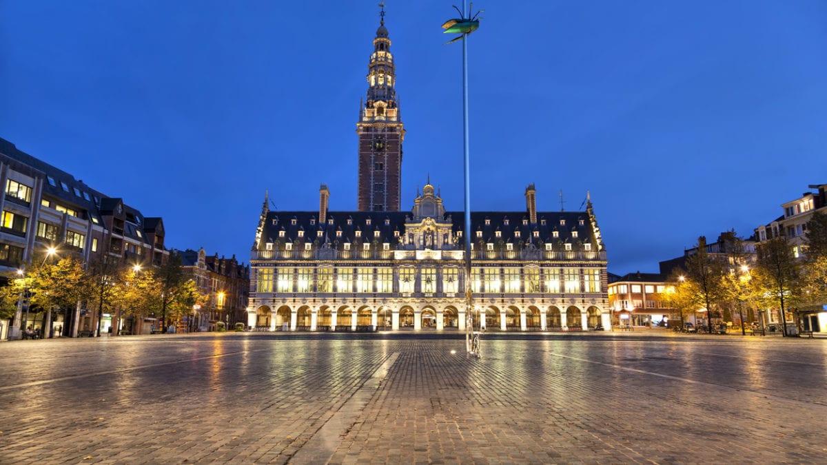 Dit zijn de beste plekjes om te eten in Leuven