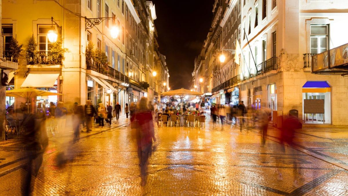 Waar kan je gaan feesten in Lissabon