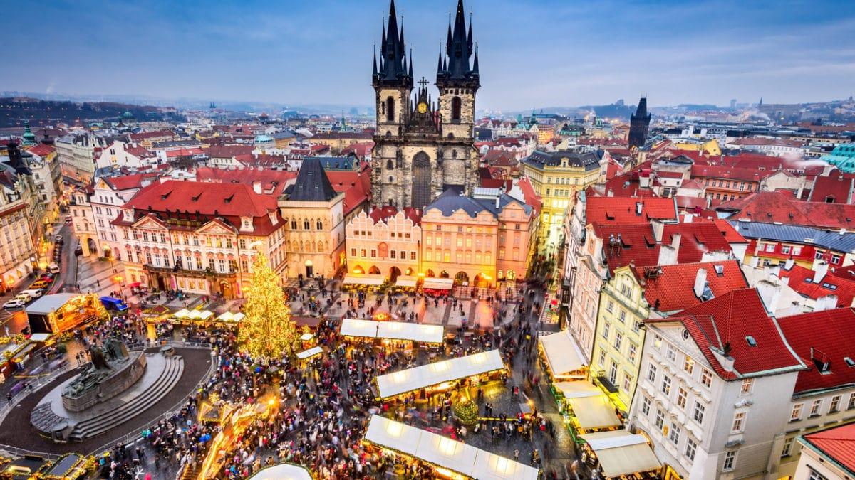 Evenementen in Praag