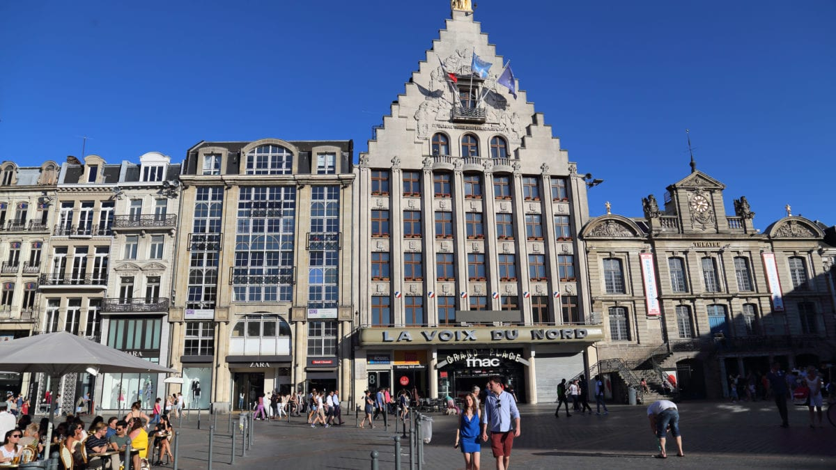 In deze winkels in Rijsel moet je eens geweest zijn