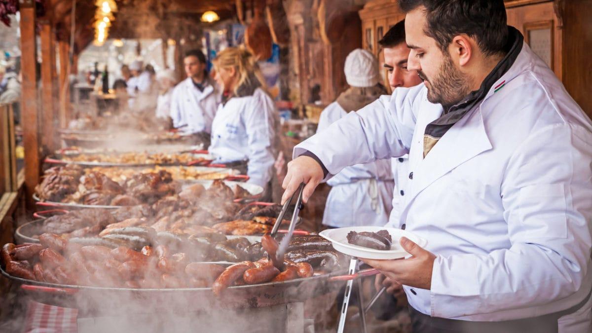 Probeer dit eten in Boedapest