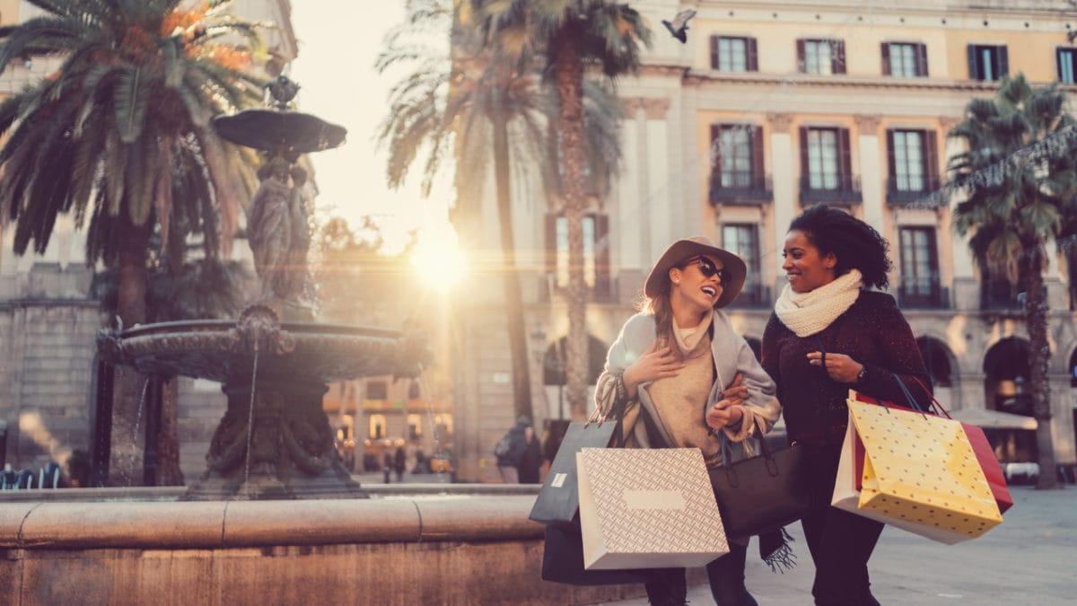 Hier kan je gaan shoppen in Barcelona