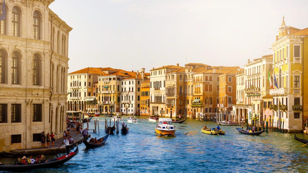 Dit zijn de leukste evenementen in Venetië