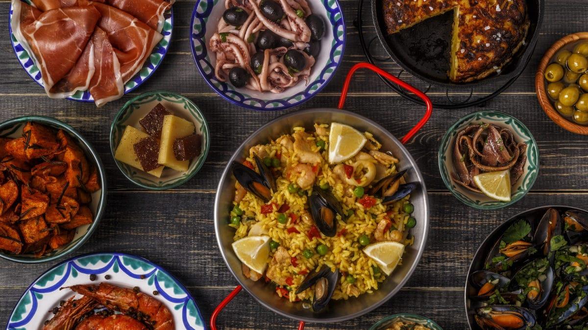 10 heerlijke Spaanse gerechten