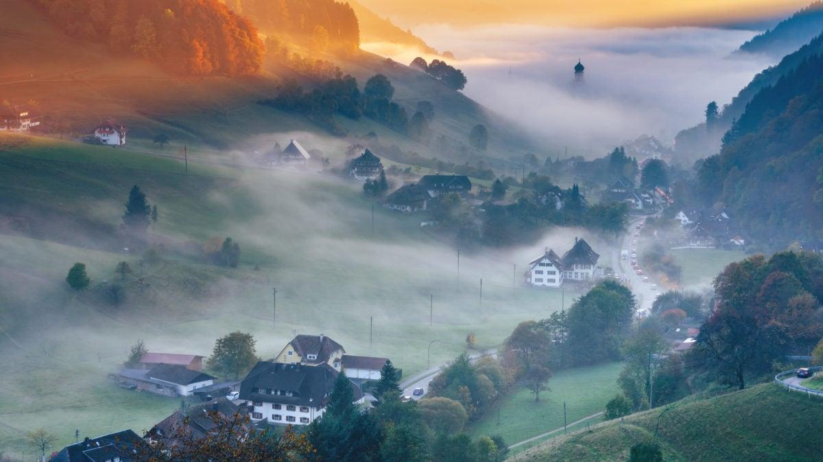 Dit zijn de mooiste streken van Duitsland