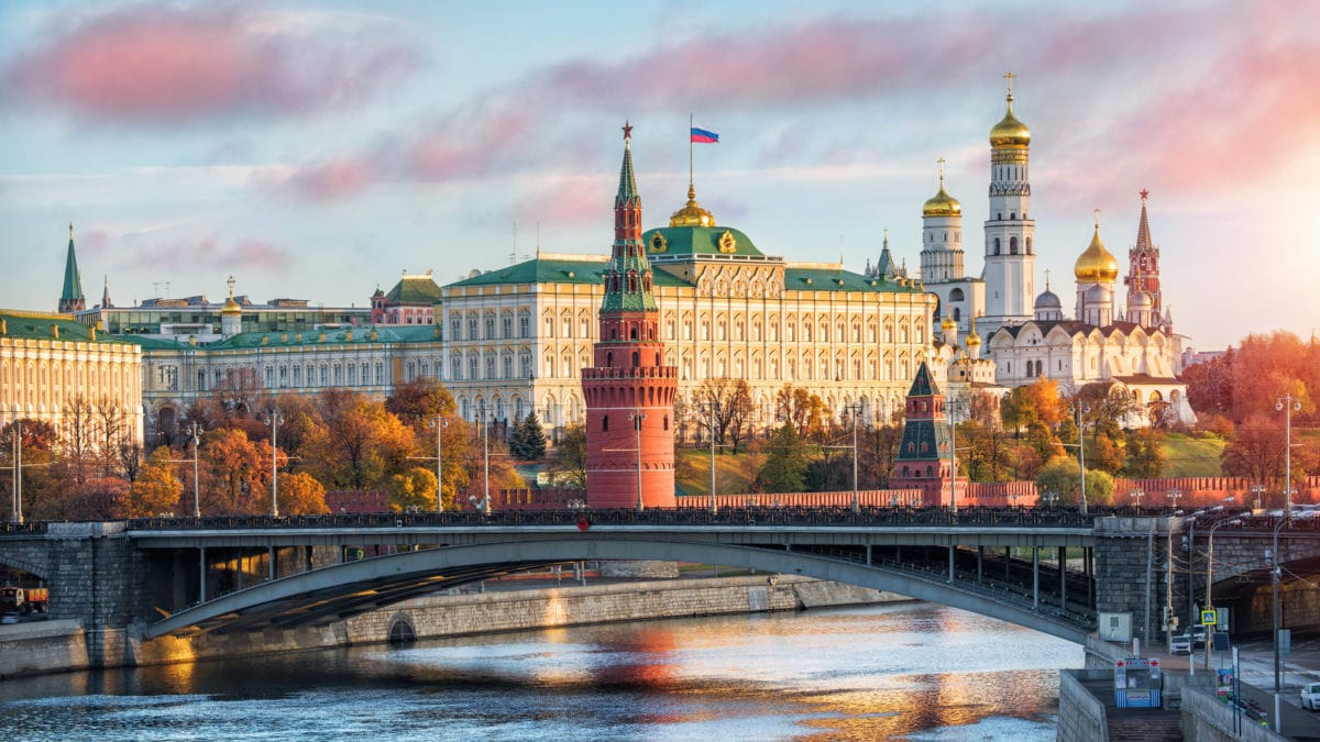Ontdek het Kremlin