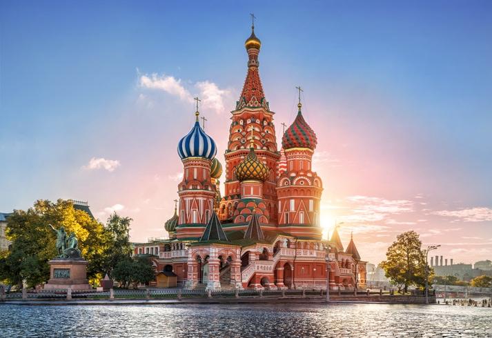 VIDEO: dé monumenten van Moskou