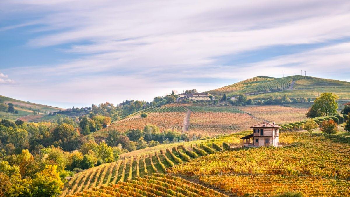 De mooiste streken van Italië