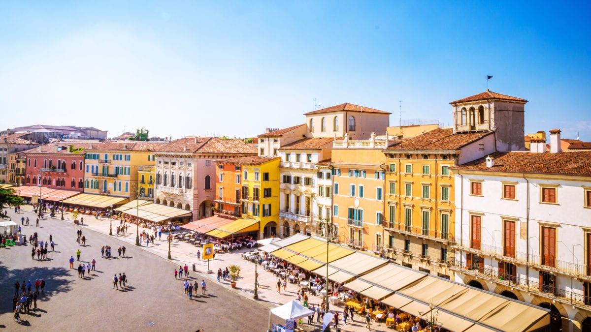 Bezienswaardigheden in Verona