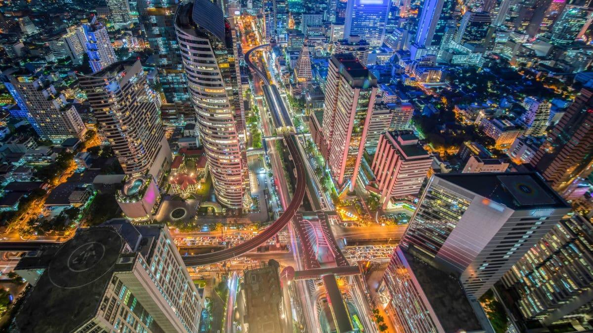 Bangkok, een stad vol contrasten