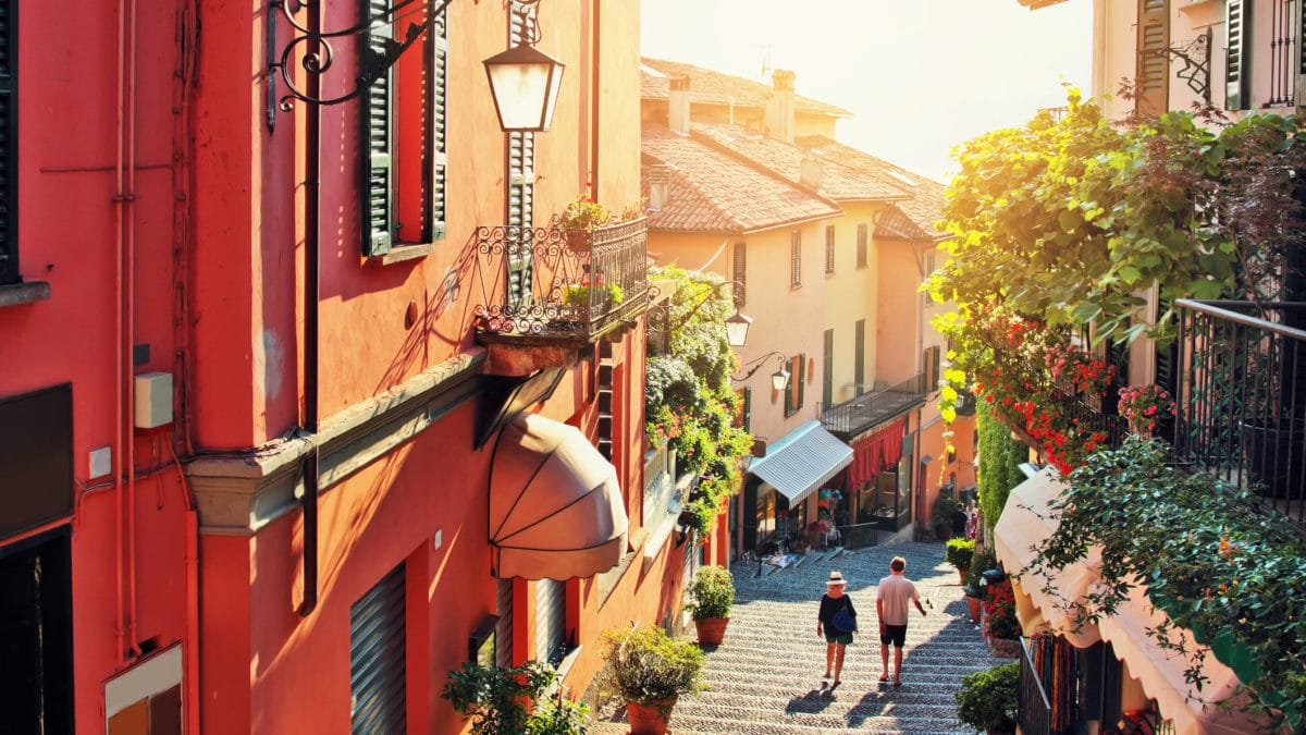 Vakantie in Italië, een wereld van mogelijkheden.