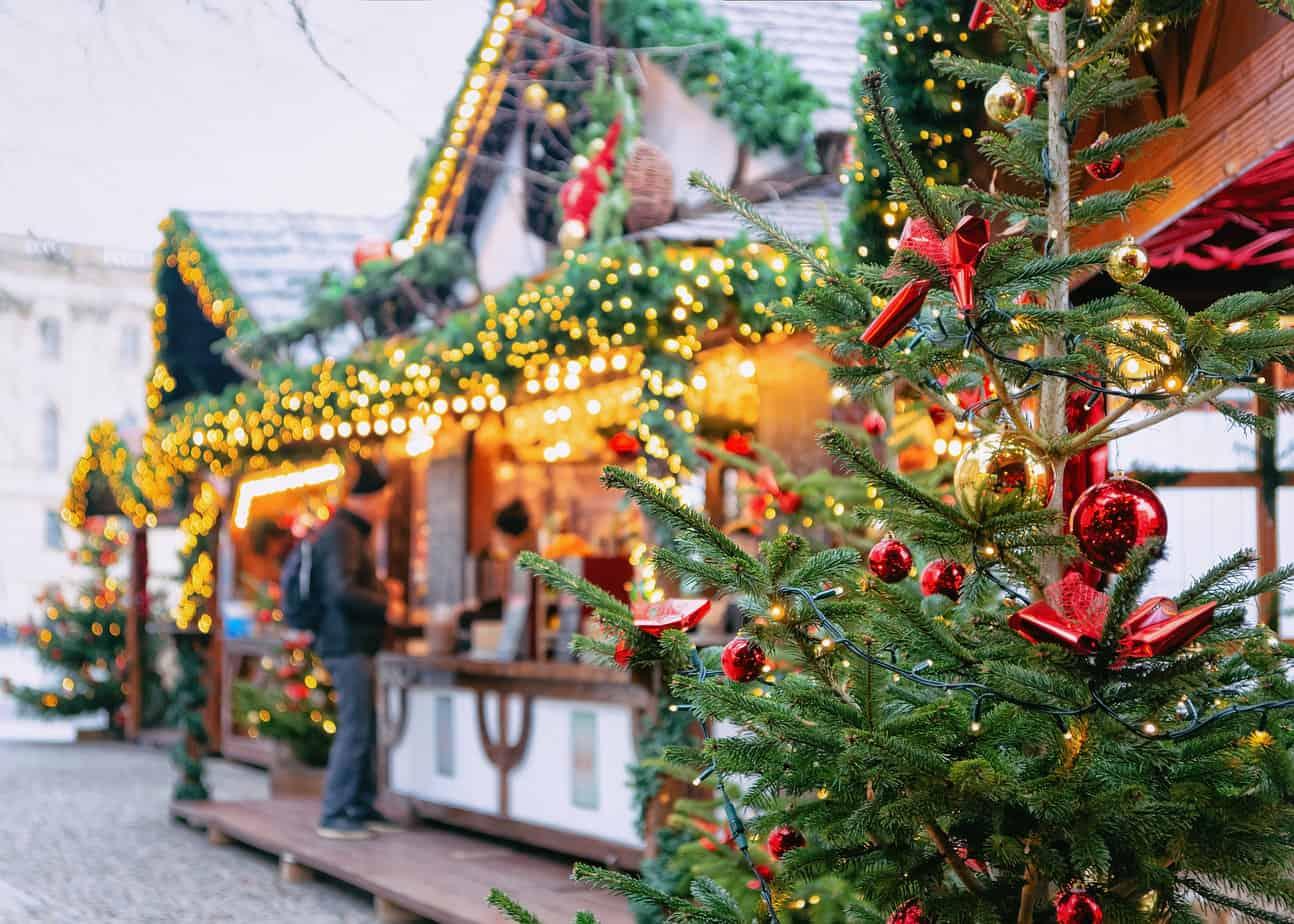 Kerstmarkt In Brugge Citytrip Be