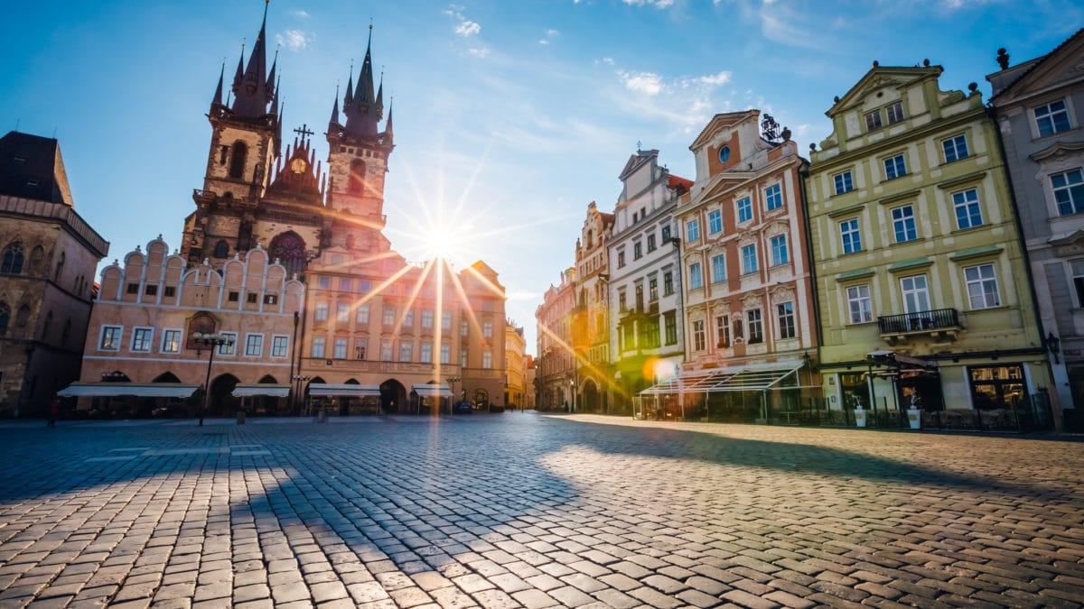 Hoe is het weer in Praag?