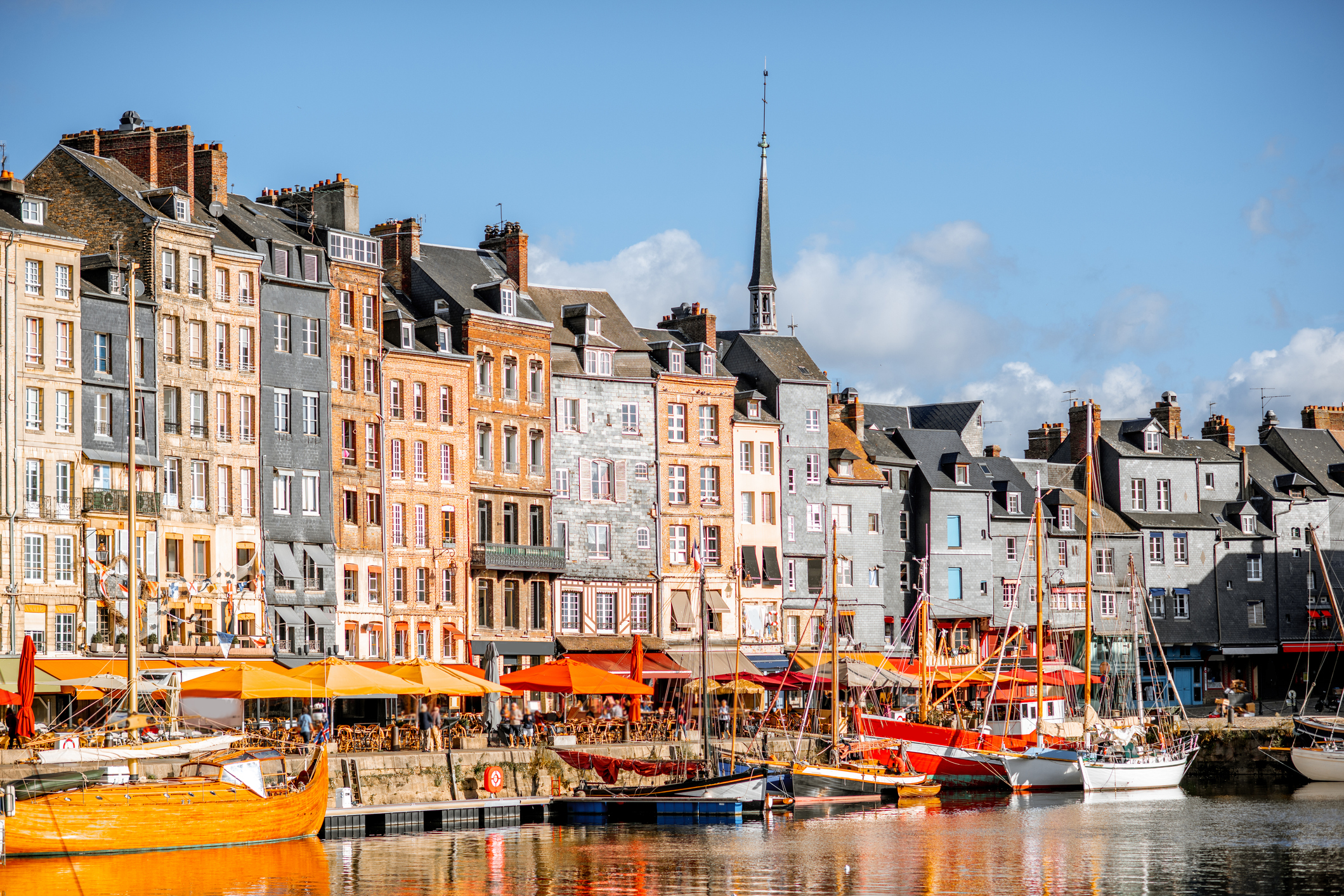 Haven Honfleur