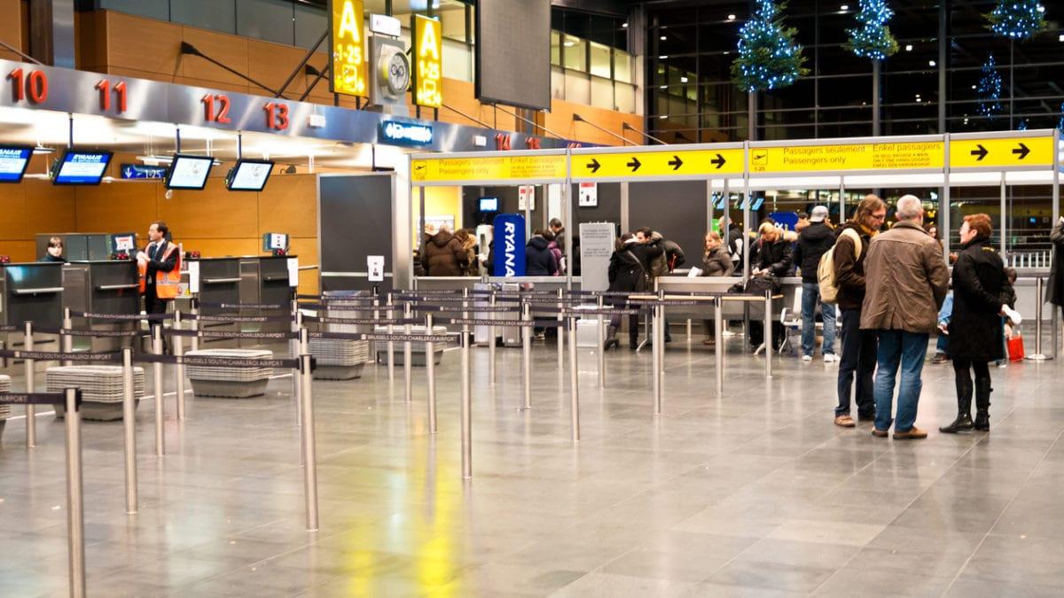 Hoe kom je op de luchthaven Brussel Charleroi?