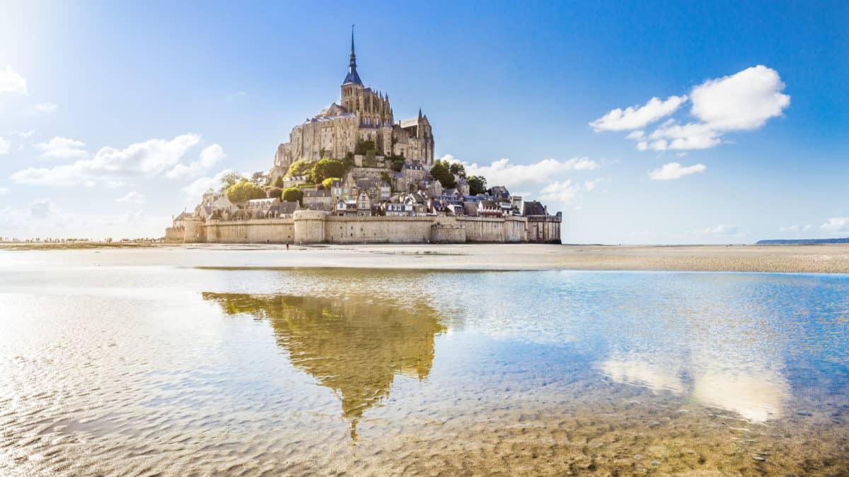 Ken jij de legendarische Mont Saint Michel?
