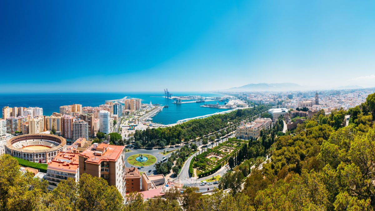 Malaga's klimaat
