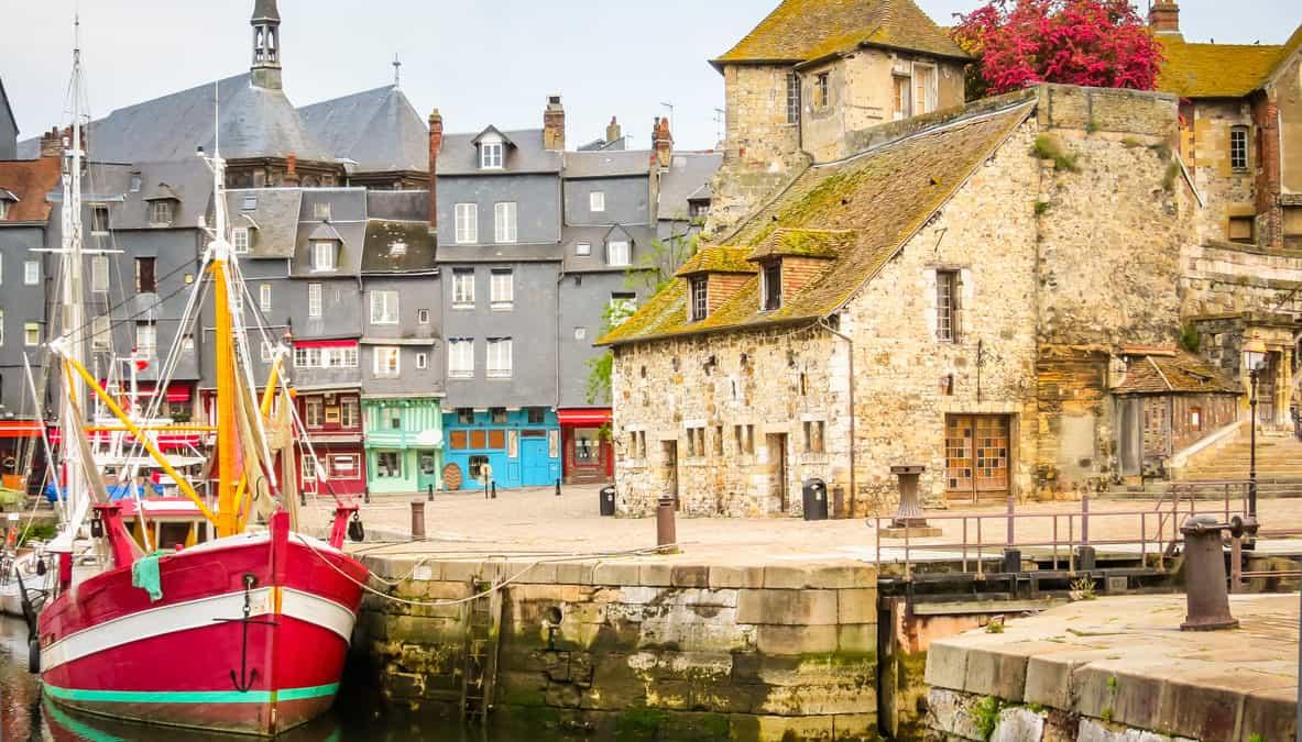 Honfleur, het mooiste havenstadje van Normandië