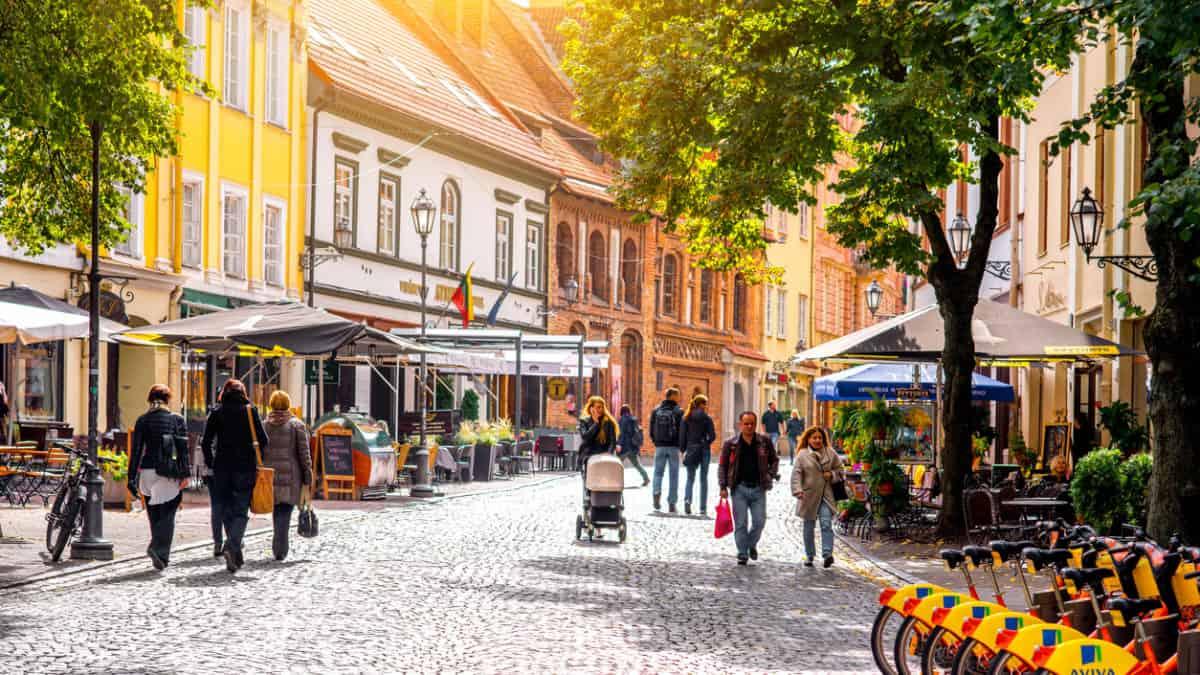 Drie niet te missen activiteiten in Vilnius