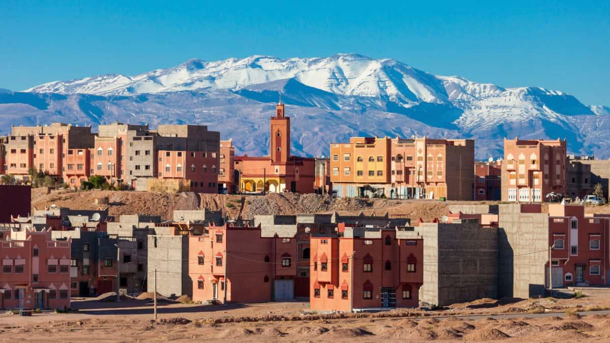 Het klimaat in Marrakech
