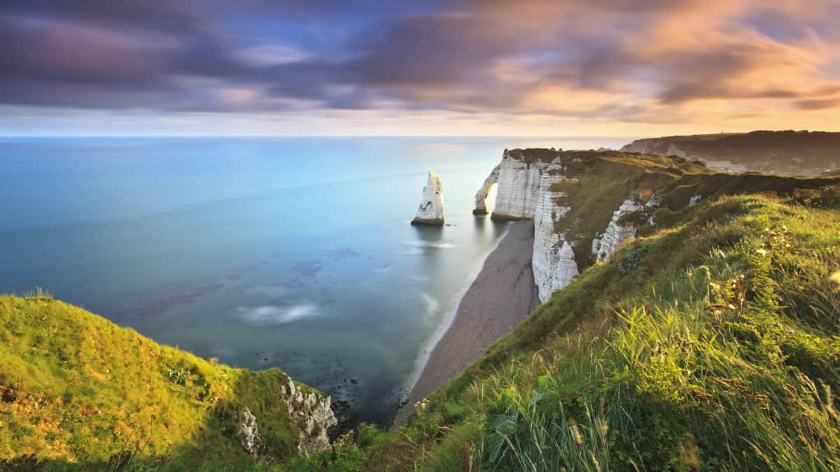 Étretat: de mooiste kusten in Normandië