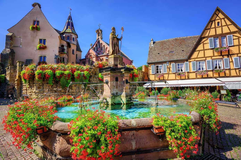 Riquewhir, France