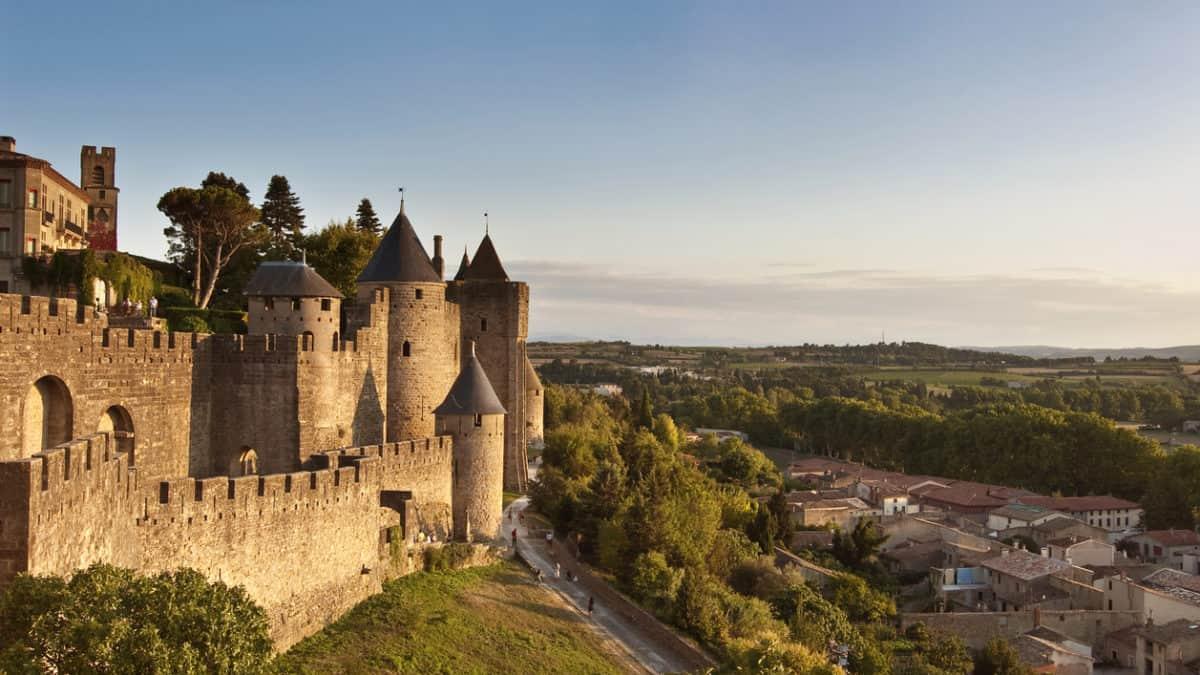 Ontdek het prachtige Carcassonne